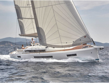 Sun Odyssey 490 PRES- 490-20-G