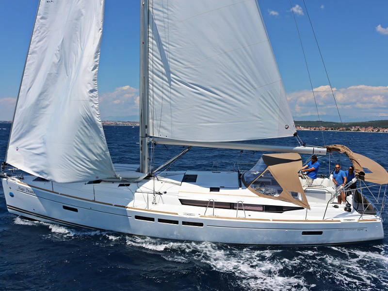SUN ODYSSEY 509 BT MAGIC DREAMS