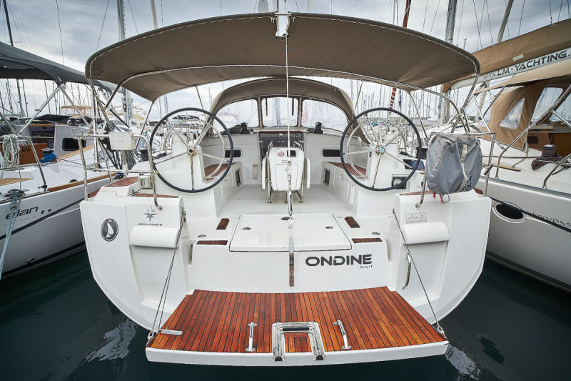 Sun Odyssey 519 Ondine