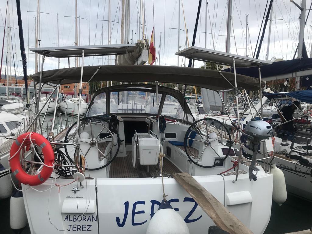 Sun Odyssey 519 Alboran Jerez (Majorca)