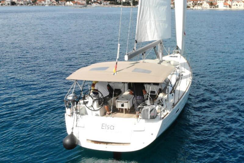Sun Odyssey 519 Elsa