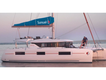 Sunsail 46 Cat