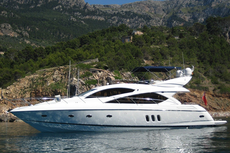 Sunseeker Manhattan 60 Ruckspin