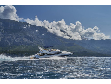 Sunseeker Manhattan 64 Edward