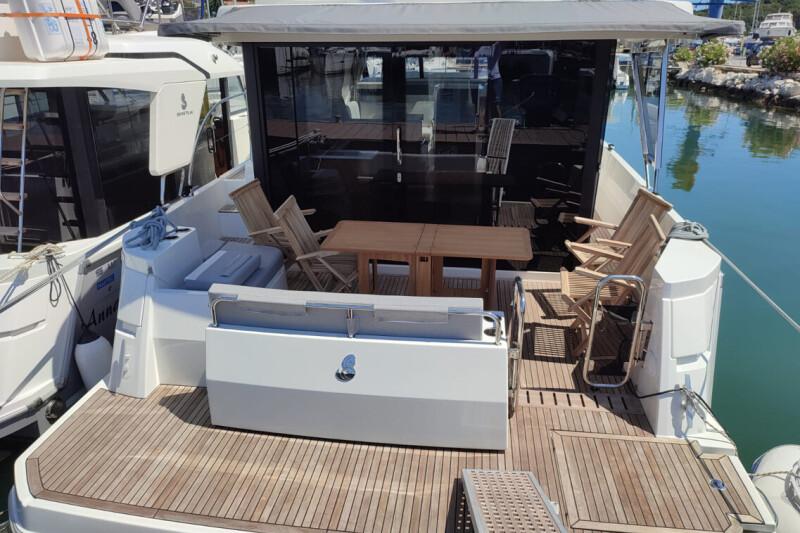 Swift Trawler 41 Sedan Ben