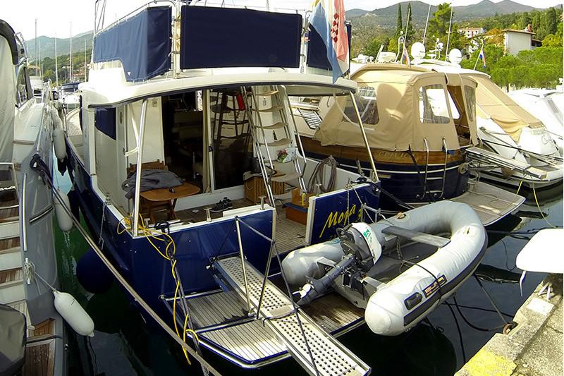 Swift Trawler 42 Moja tri