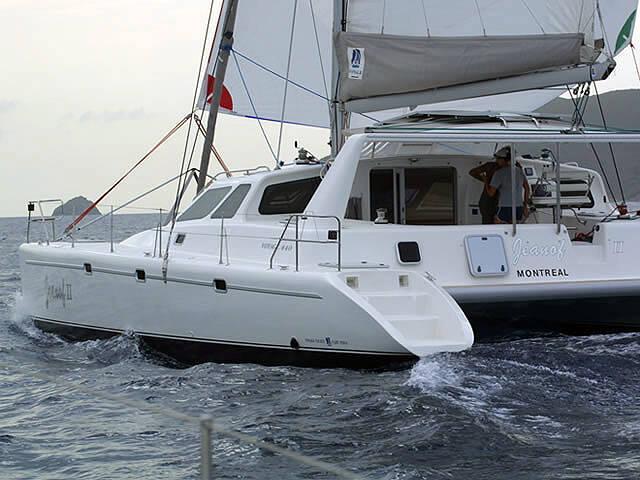 Voyage 440 Alboran Ron Punch (Majorca)