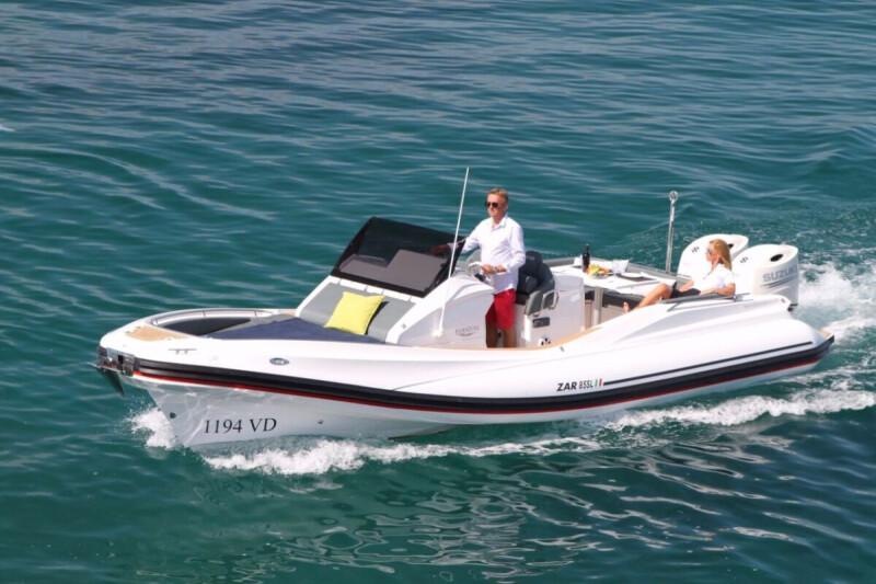 ZAR 85 Sport Luxury - 1 cab. Phantom