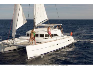 Lagoon 380 White Pearl