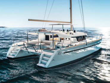 Lagoon 450 Sport Top Islette